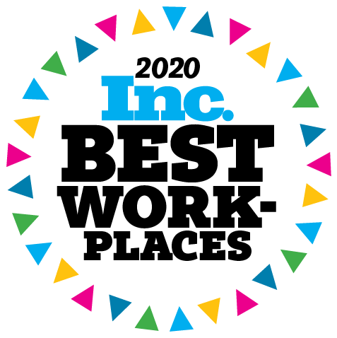 Inc. Best Workplaces 2020