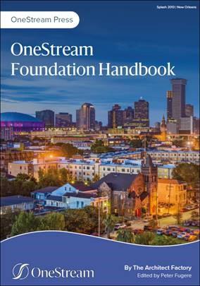 onestream_foundation_handbook